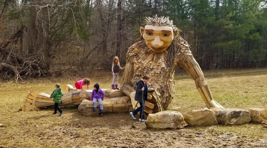 Spring time at Bernheim is a BIG DEAL!