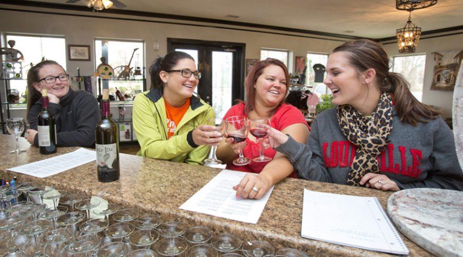 Wine and Whiskey Trail Harvest Season